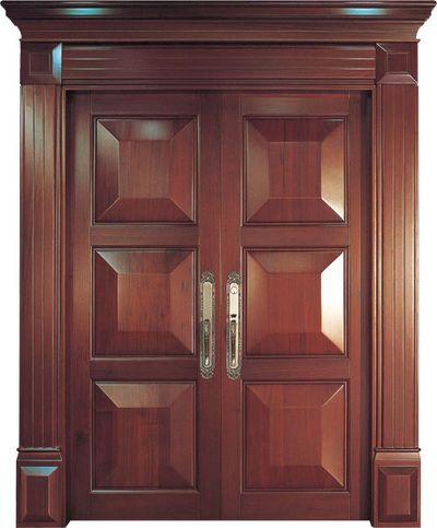 Pin de juan casas en puertas puertas puertas for Modelos de puertas de madera principales
