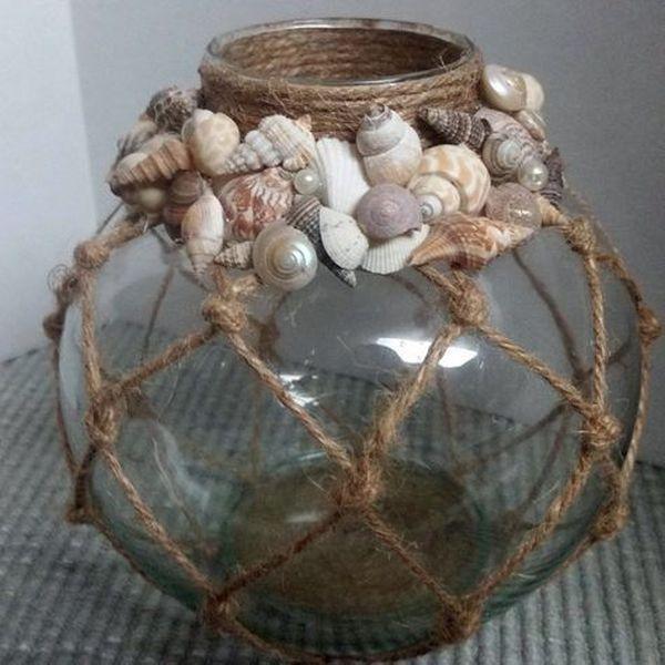 Photo of DIY decorations with seashells – inspiration and imagination – #decorations #i…