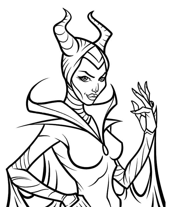 maleficent coloring pages Maleficent, : Angelina Jolie Maleficent Coloring Pages | LineArt  maleficent coloring pages