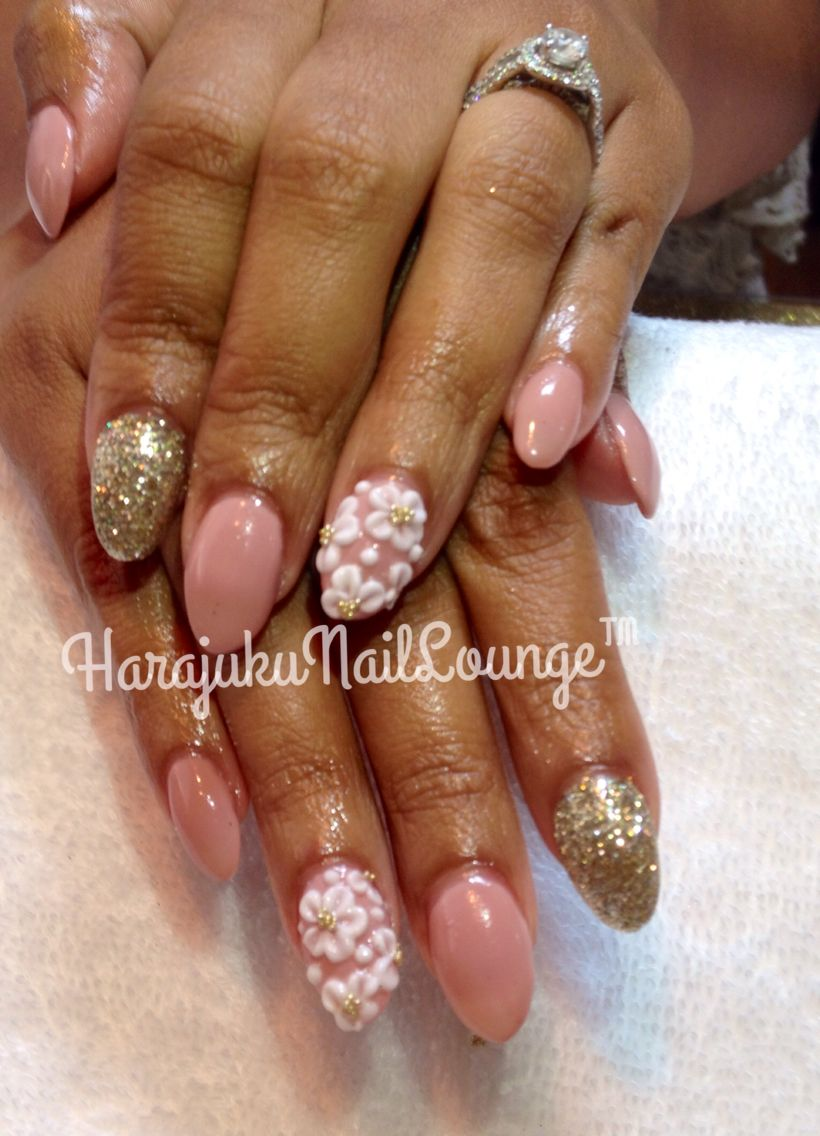 Japanese Gel Nails | NAILS | Harajuku Beauty Lounge | Pinterest ...