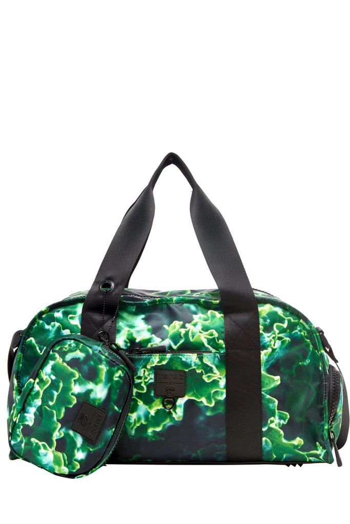 Terez X Go!SAC Some Kale Structured Duffle  3021d2e023f26