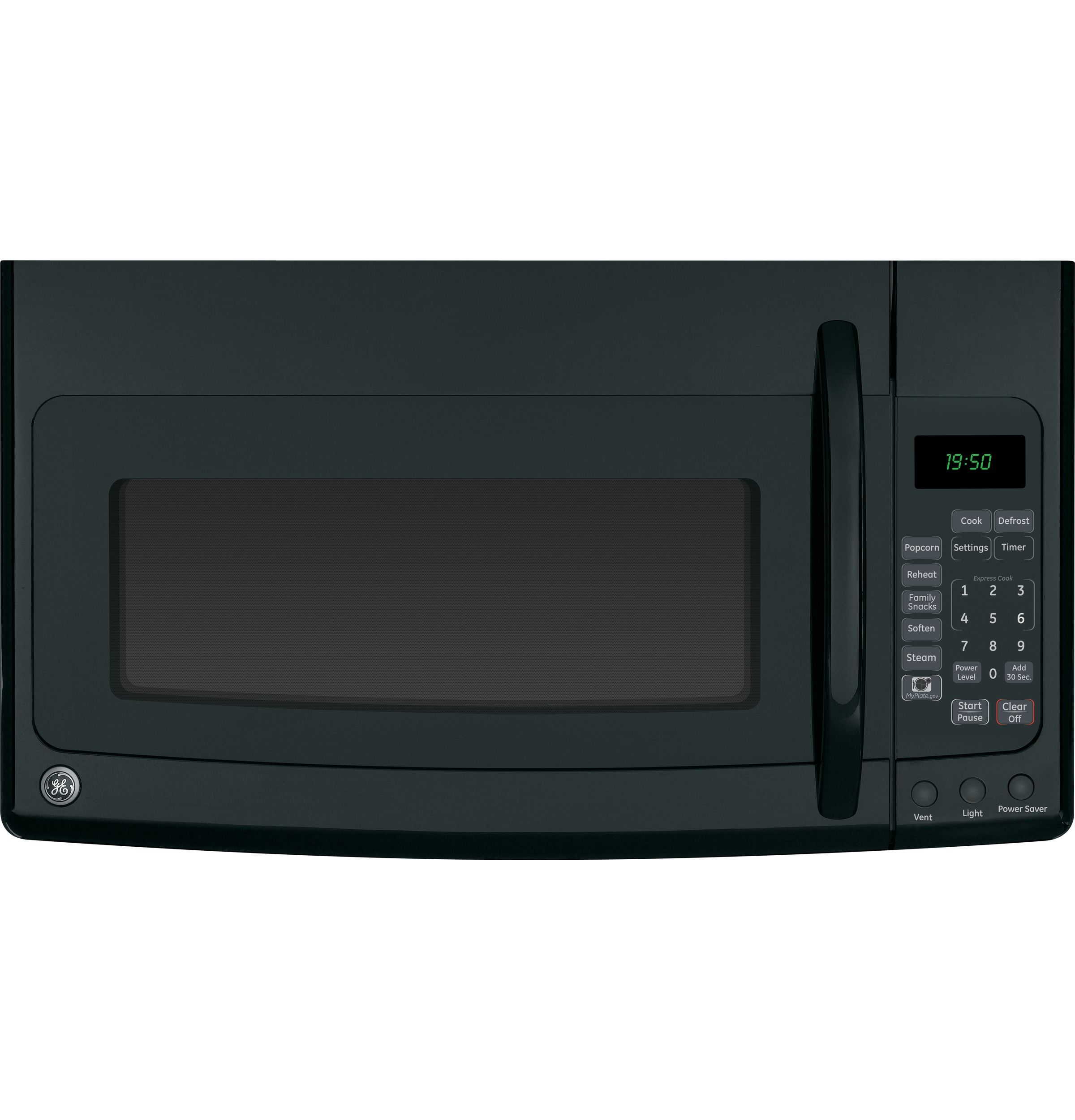 Ge Spacemaker 1 9 Over The Range Microwave Oven Jvm1950drbb Range Microwave Kitchen Appliances Cool Kitchens