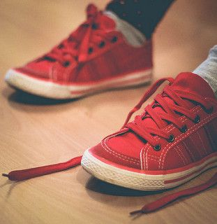Red shoes! - 253:365 | by susivinh