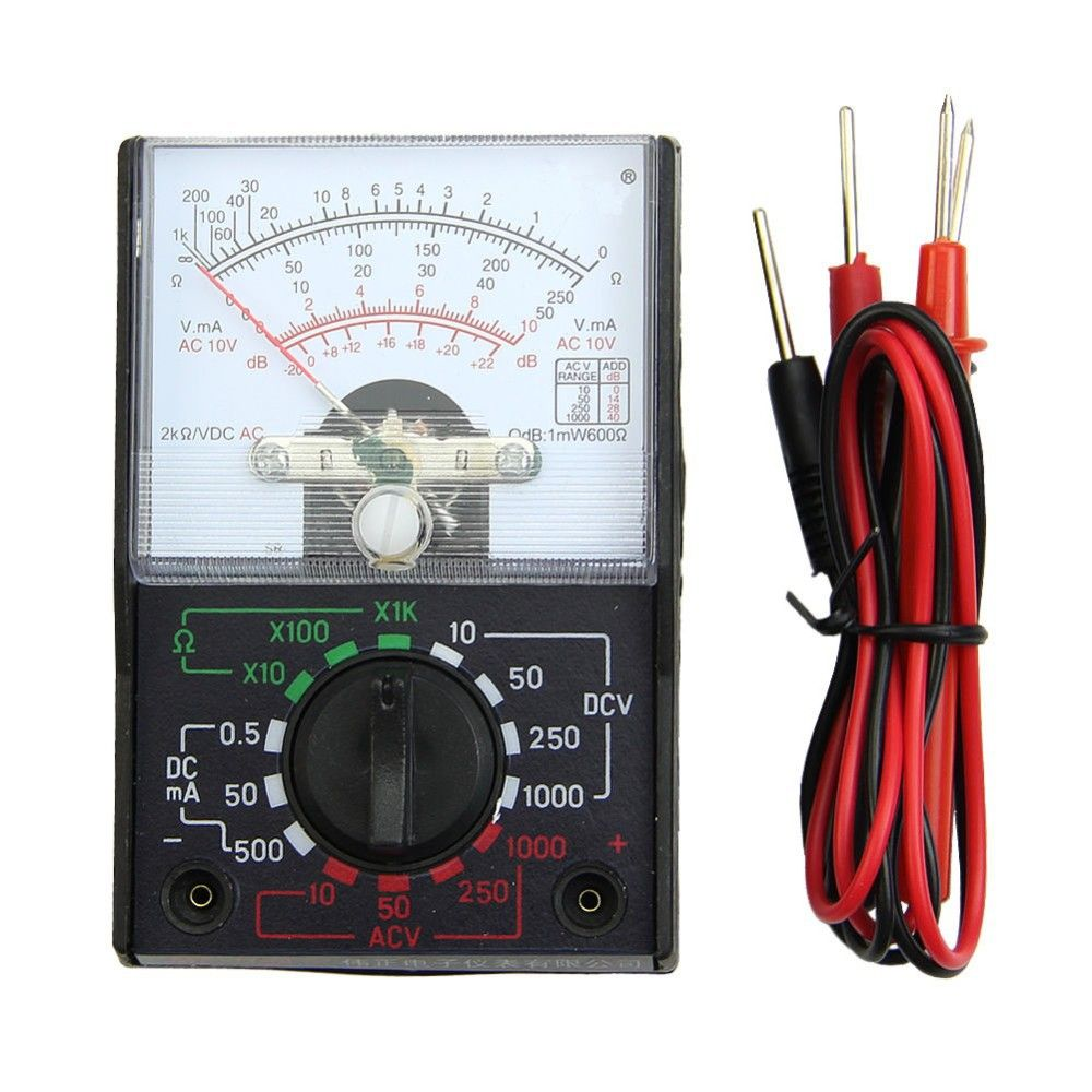 Fantastic Mini Electric Ac Dc Ohm Voltmeter Ammeter Multimeter Multi Tester Mf Wiring Digital Resources Cettecompassionincorg