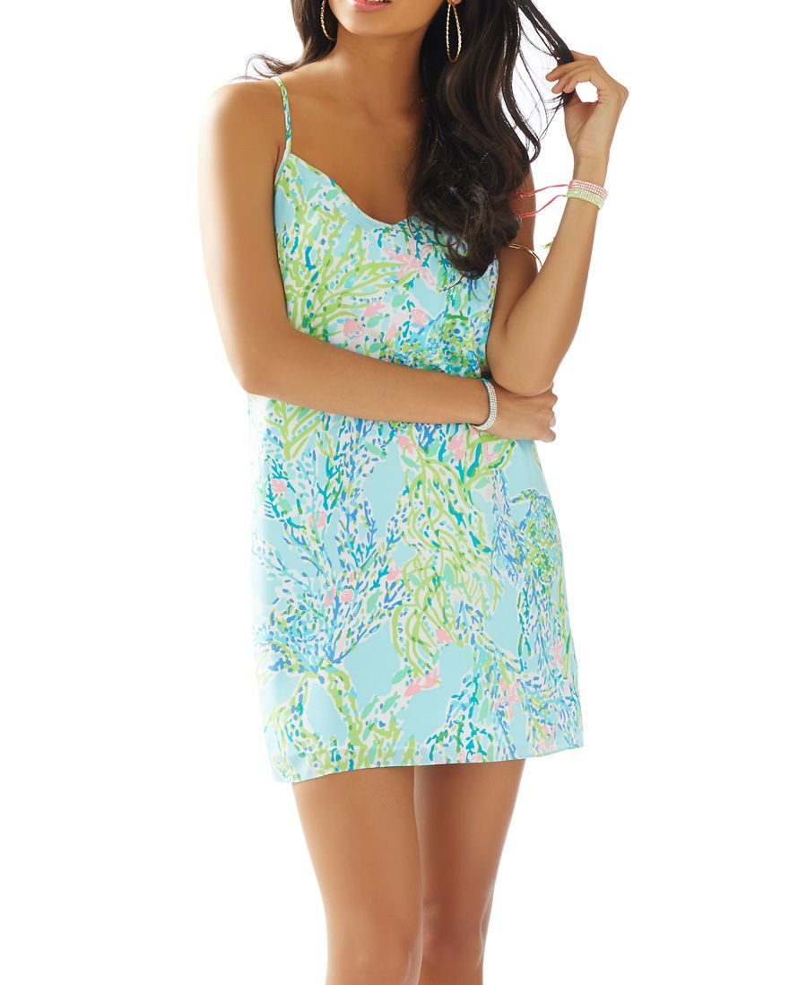 0a09cb7fc69c4d Dusk Dress - $198 from the Lilly Pulitzer Ladies Summer Collection 2015  (97478)