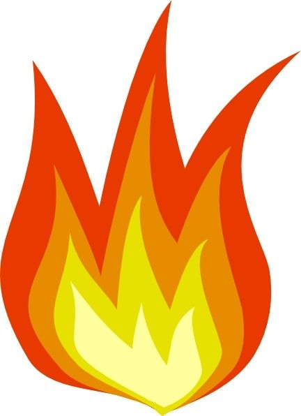 flame clip art free vector in open office drawing svg svg rh pinterest com