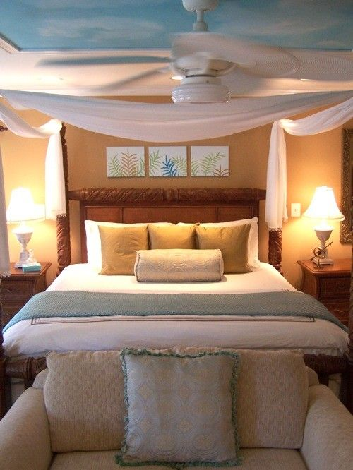 Beach Themed Bedroom Lots I Ve Seen Have White Walls