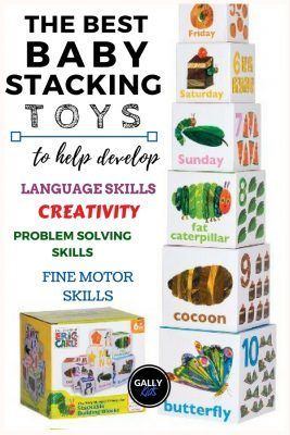 The Best Baby Stacking Toys That Help Cognitive De