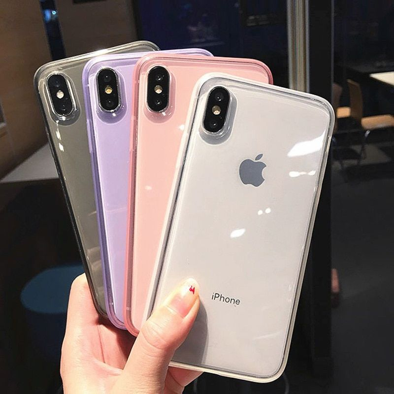 Pin By Isthel On New Iphone Cases 2019 Apple Phone Case Transparent Phone Case Iphone