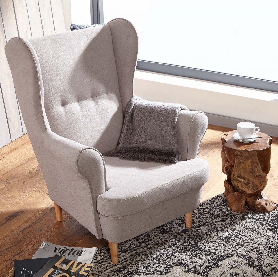 Wohnzimmer Sitzsack Chacos In Weiß Taupe: Sessel 86x83x91 Taupe SCANDI #110 In 2019