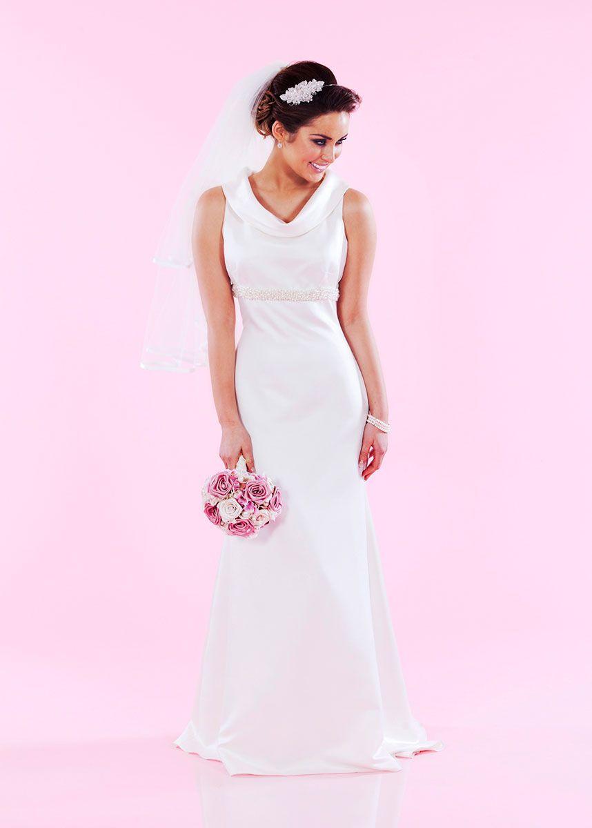 Bridal Wear Ireland, Bridal Designers Ireland Tamem Michael Wedding ...
