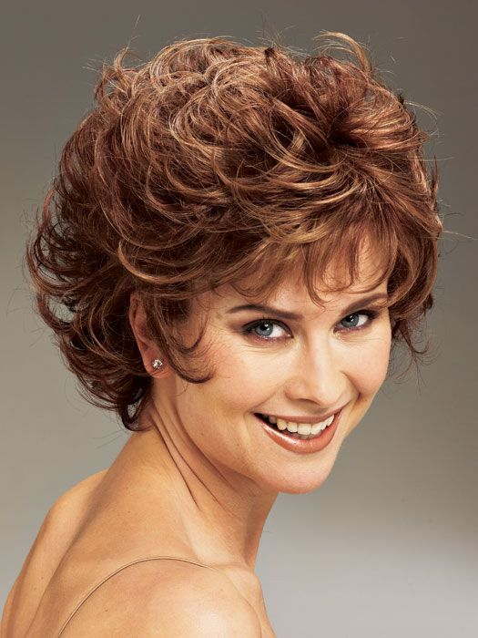 16 Fabulous Short Hairstyles For Curly Hair Olixe