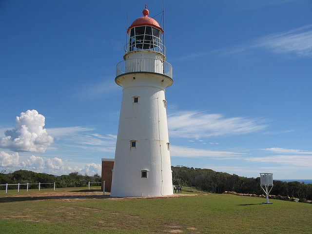 Bustard Heads Lighthouse, Agnes Waters, Queensland