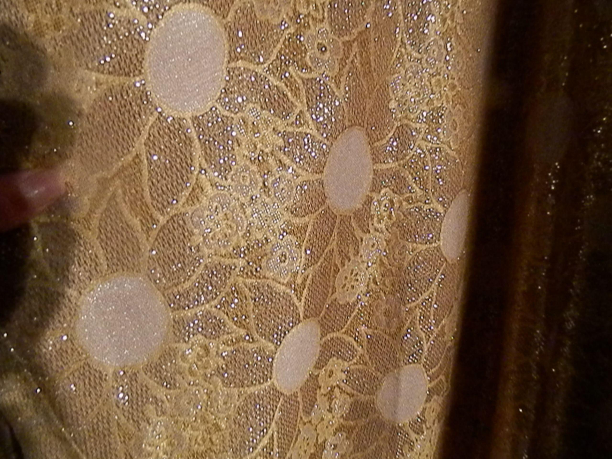 @ODWC  pattern on the sparkly cloak