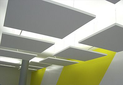 Weisse Burobeleuchtung Decke The Office Pinterest