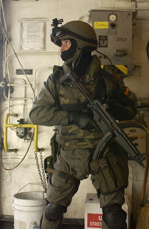 spanish military forces | Special force in world - Page 6