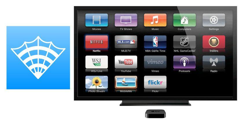 Ios App Airweb Brings Proper Web Browsing To Apple Tv Apple Tv Tv Services Netflix Videos