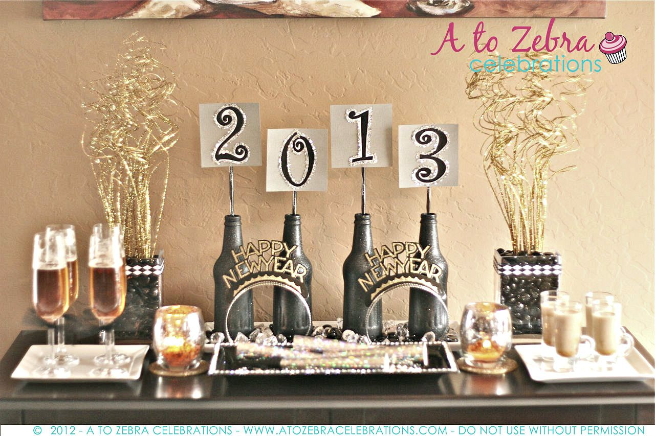Top 10 New Years Eve Party Decor Ideas for 2019 New
