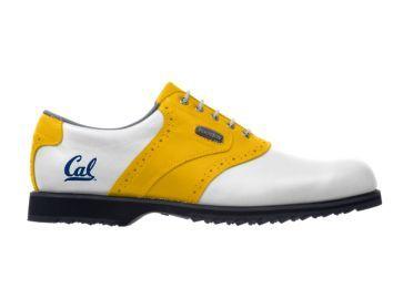 Cal golf shoes! | Golf shoes, Dc
