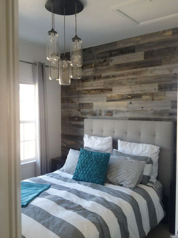 Eye-Catching Wooden Walls-27-1 Kindesign Our room Pinterest - recamaras modernas
