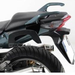 C-Bow Satteltaschenhalter Schwarz Honda Cbf 600 / Abs Hepco & Becker