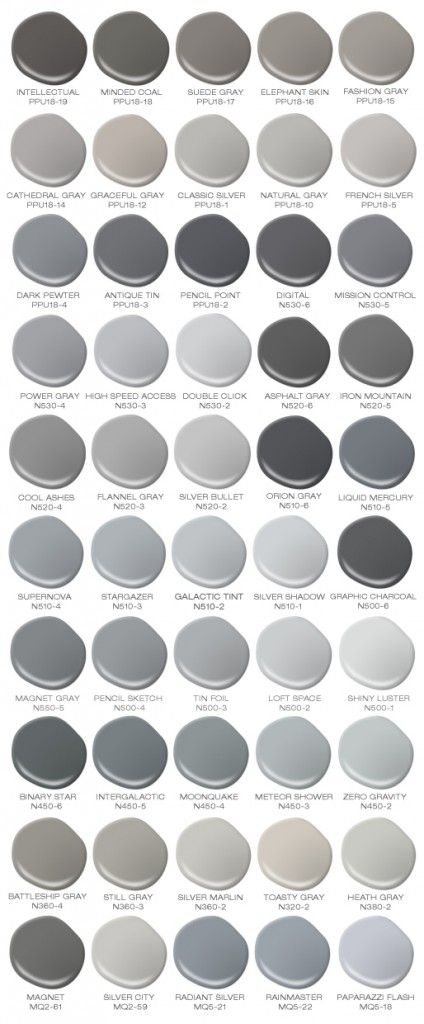 Behr S 50 Shades Of Grey Redo House Paint Interior