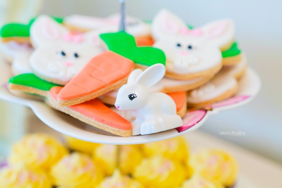 Docinhos Páscoa- Festa de 1 ano