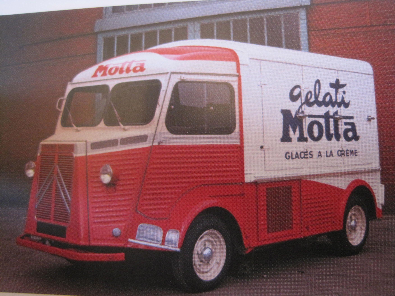 Citroën HY Gelati Motta