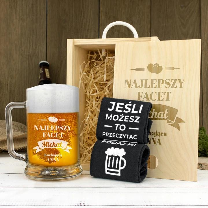 Dzien Chlopaka Prezent Na Urodziny Grawer Mikolaj Gifts Food Coffee