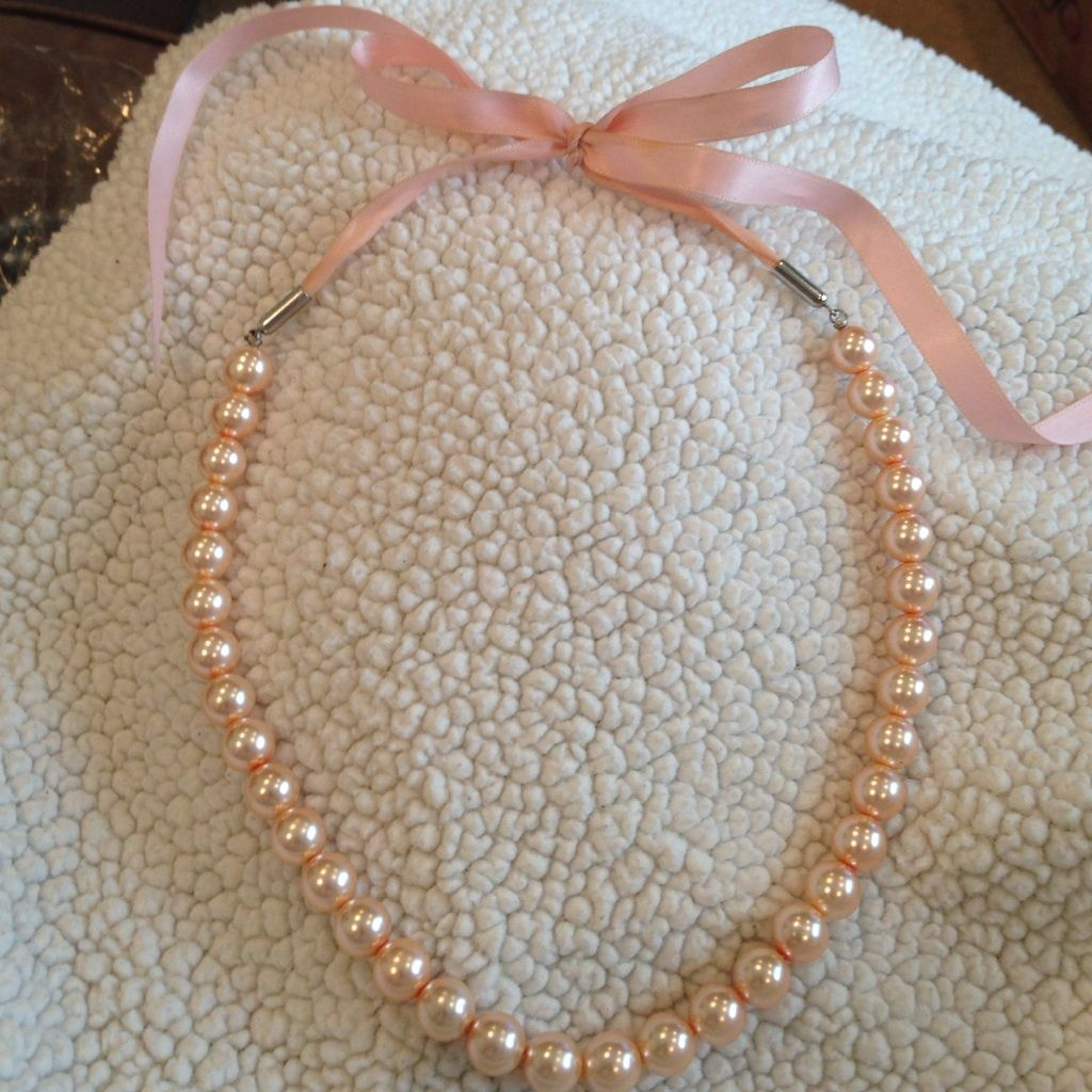 inspired carrie ribbon and antique sex satin in peach bradshaw necklace pin city pearl black the