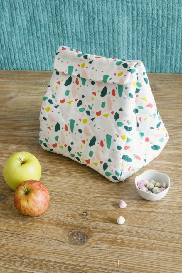 [Couture] Lunch Bag (tuto inside)