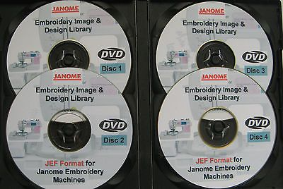 159,877 janome embroidery #machines jef #format designs #patterns - 4 disc box se,  View more on the LINK: 	http://www.zeppy.io/product/gb/2/161268891197/