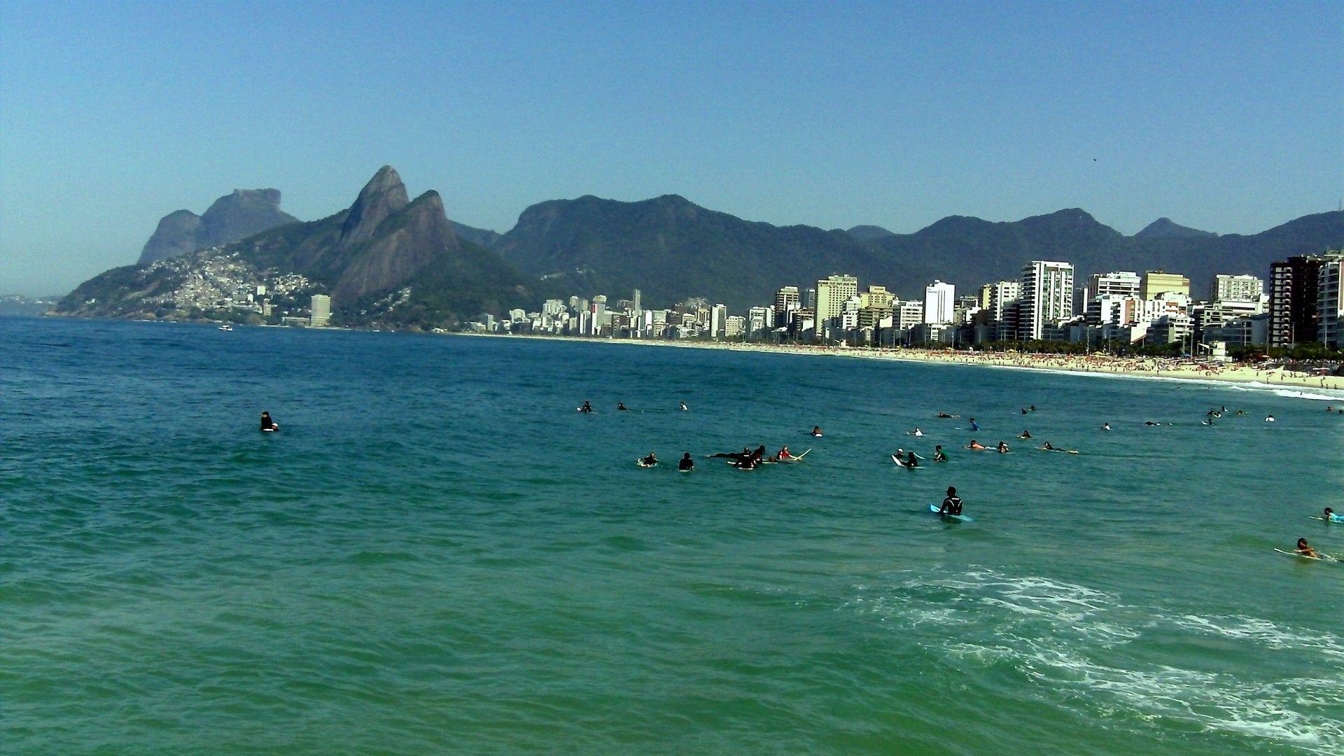Praia do Arpoador - Rio de Janeiro