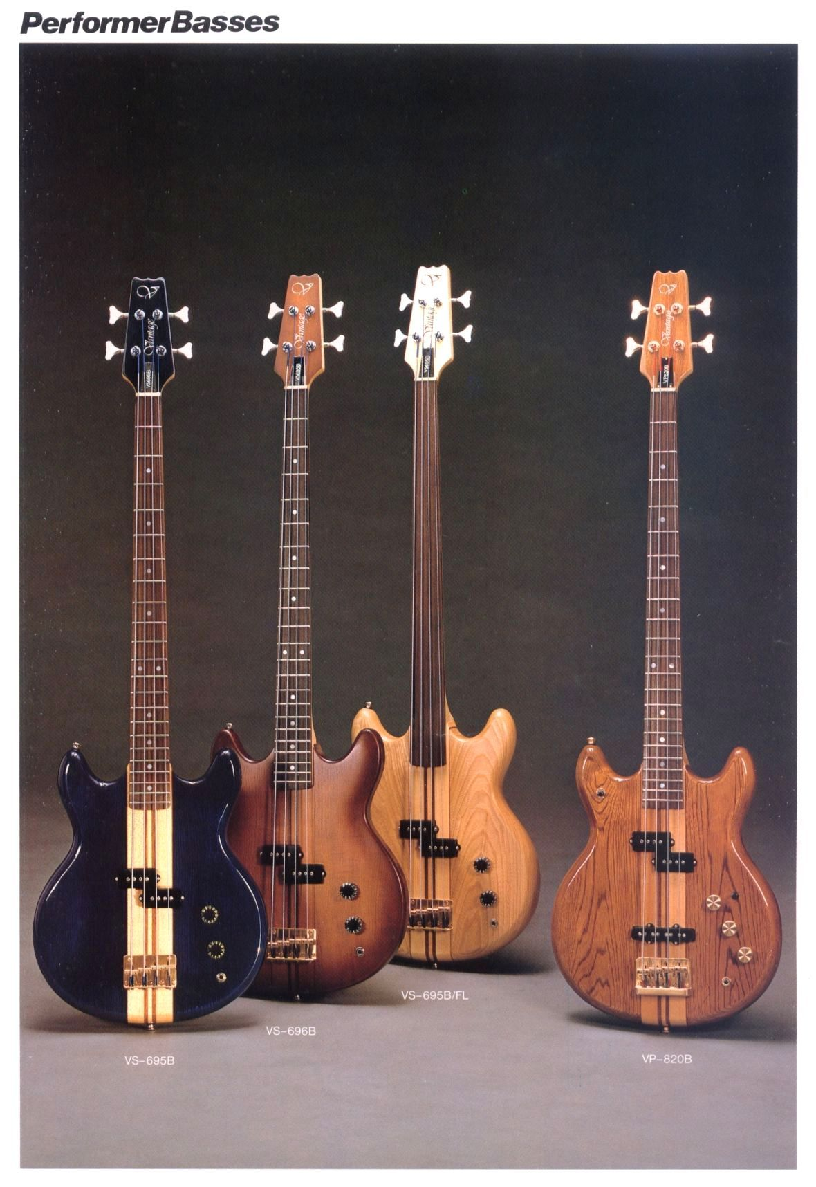 Vantage Performer Basses Matsumoku Guitar Bass Guitar Bass Guitar Lessons