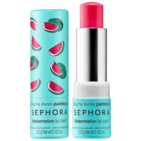 Photo of Sephora Collection Lip Balm & Scrub Watermelon 0.123 oz/ 3.5g