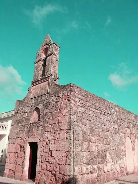 Chiesa bizantina S Marina