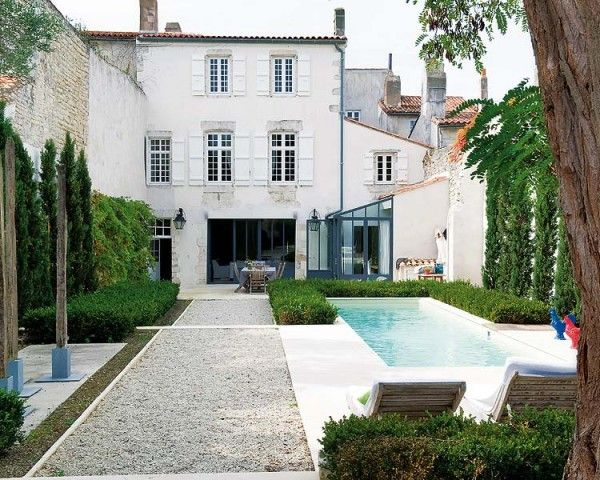 AMAZING 17TH CENTURY FRENCH STYLE HOUSE IN ÎLE DE RÉ