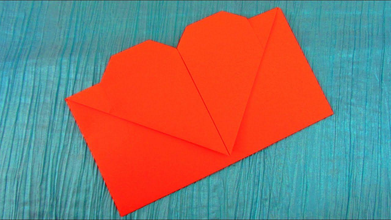 origami facile enveloppe coeur origami facile enveloppe coeur pinterest origami. Black Bedroom Furniture Sets. Home Design Ideas