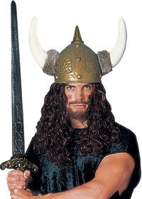 Deluxe Viking Helmet u2013 Viking Costume Accessories « Mutant Faces  sc 1 st  Pinterest & Deluxe Viking Helmet u2013 Viking Costume Accessories « Mutant Faces ...