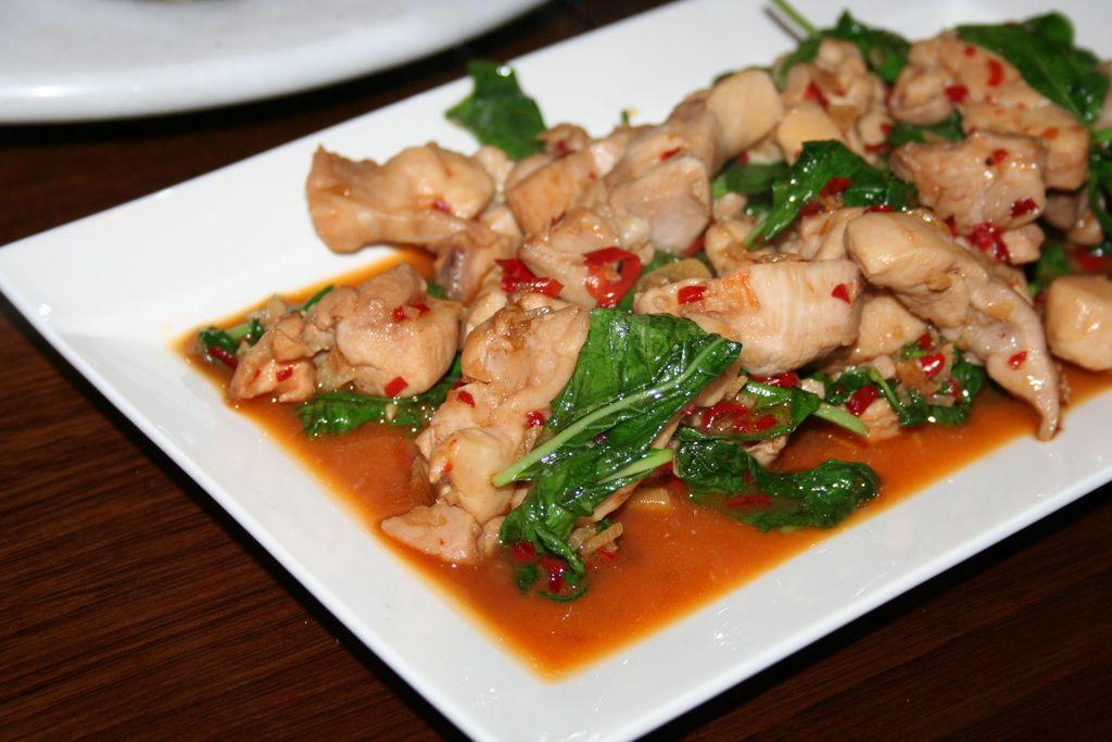Resep Tumis Ayam Kemangi Resep Masakan Dapur Arie Resep Resep Masakan Tumis Saus Ikan
