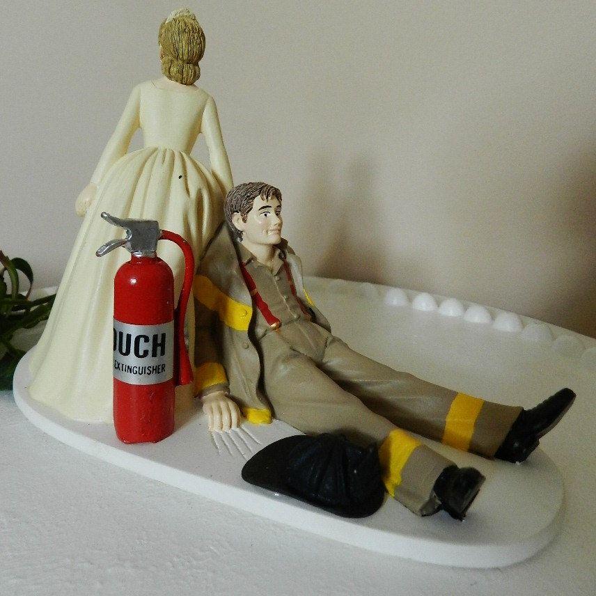 Поздравление свадьбу пожарного