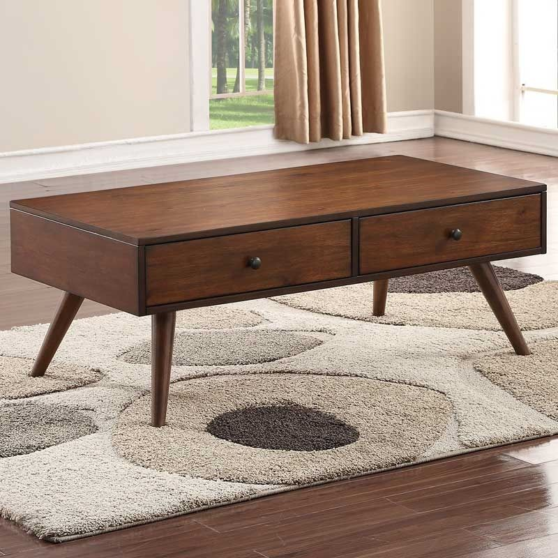 Holloway Mid Century Modern Coffee Table Weekends Only Furniture And Mattress Mid Century Modern Coffee Table Coffee Table Mid Century Coffee Table