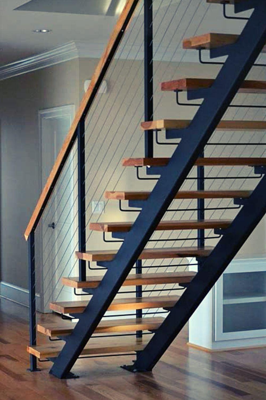 26 Ideas About Straight Stairs Products Best 830 #straightstairs  #ModernLiving #DIY #Stairs #homedecor #SpiralStairs #Home #DIYStairs  #interiordesign # ...