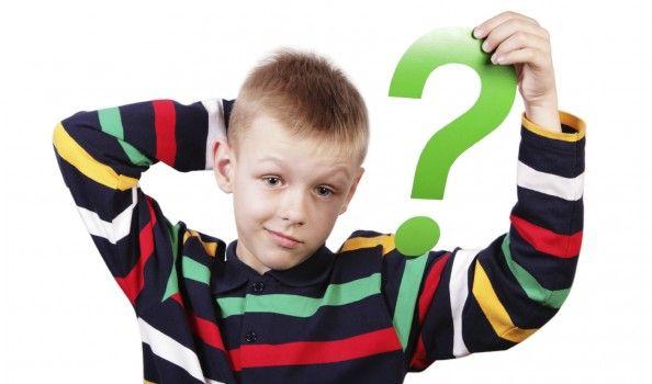 Purple Ink Splotch: Great Question IV