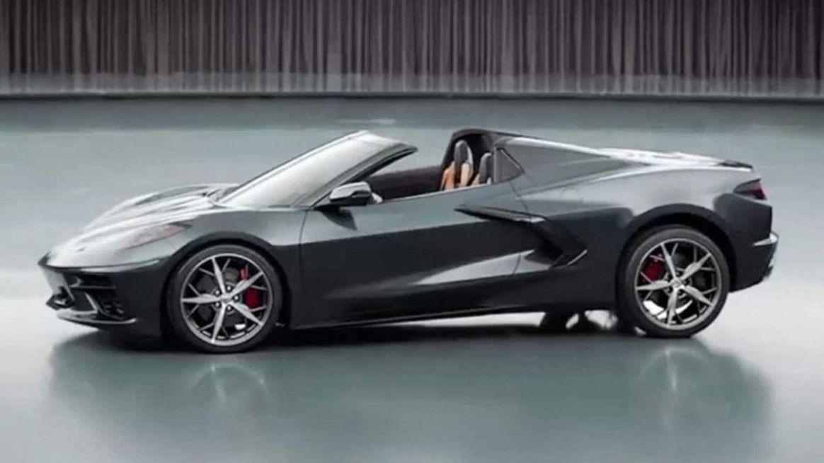 2020 Chevrolet Corvette Convertible In 2020 Chevrolet Corvette Chevrolet Corvette Stingray Corvette Stingray