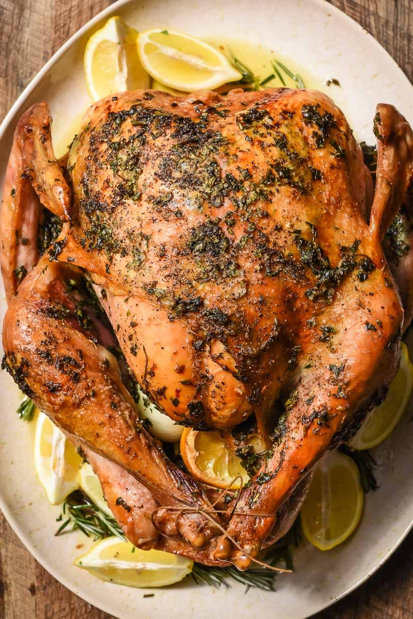 Photo of Oven Roasted Turkey (Easy Recipe with VIDEO) | NeighborFood