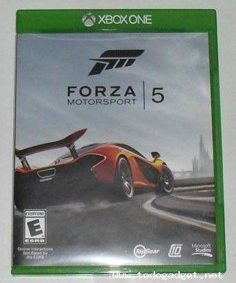 Forza Motorsport 5 Xbox One Pal España Xbox One Xbox Forza Motorsport