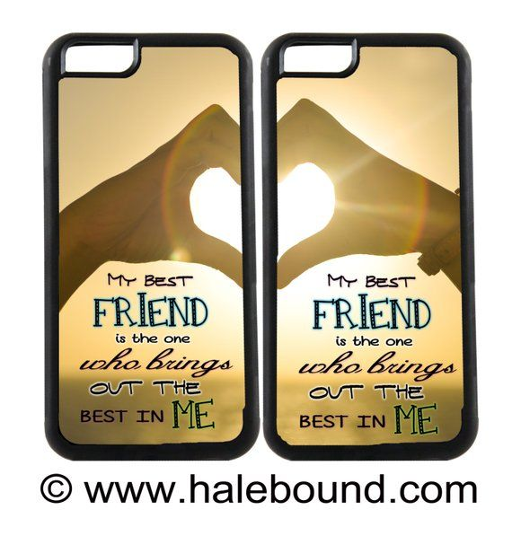 size 40 3c8e8 b39c0 CUSTOM PHOTO PHONE- Case Best Friends Forever Personalized cell ...
