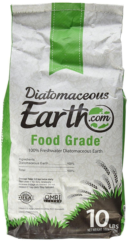 Diatomaceous Earth Food Grade 10 Lb Diatomaceous earth