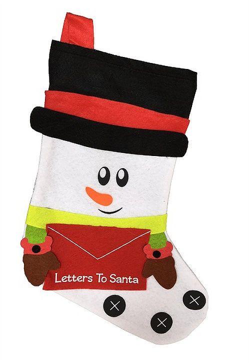 Bota navideña Adornos navideños Pinterest - objetos navideos